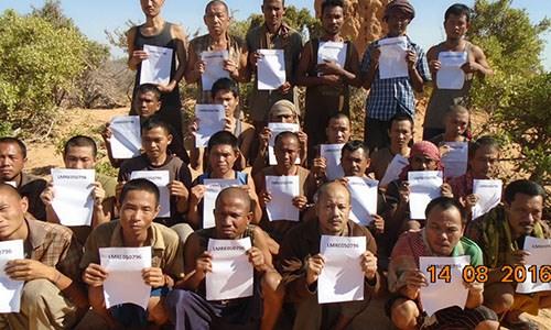 26 otages, dont un Vietnamien, liberes par des pirates somaliens hinh anh 1