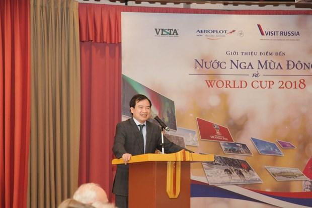 La Russie presente son potentiel touristique a Hanoi hinh anh 1