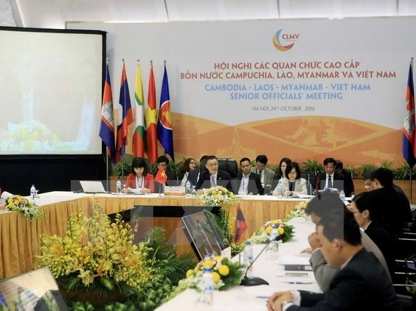 Les SOM pour preparer le CMLV-8 et l'ACMECS-7 a Hanoi hinh anh 1