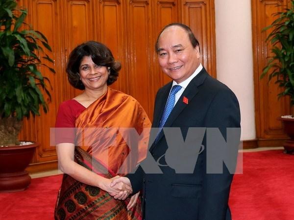 Le Vietnam souhaite promouvoir les bonnes relations de cooperation avec l'ONU hinh anh 1