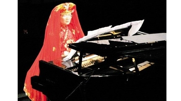 Mariage melodieux entre le piano et le «cheo» hinh anh 1