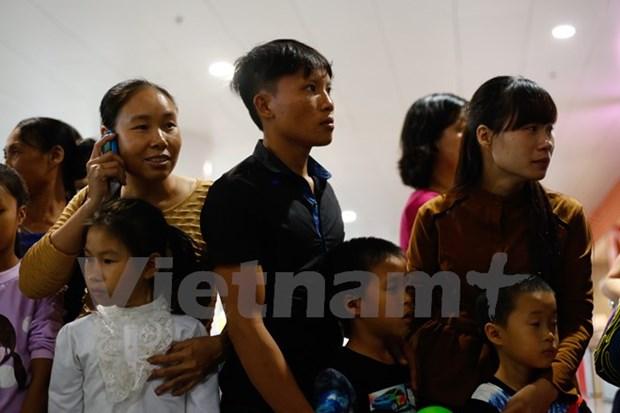 Retour au Vietnam des trois marins retenus par des pirates somaliens hinh anh 1