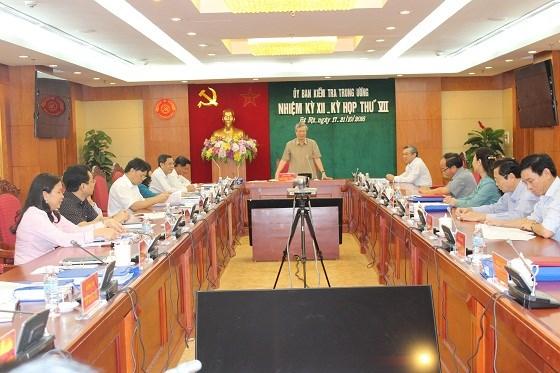 L'ancien ministre de l'Industrie et du Commerce Vu Huy Hoang rappele a l'ordre hinh anh 1