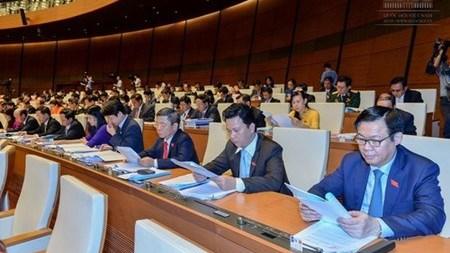 Les deputes examinent le projet de loi sur les associations hinh anh 1