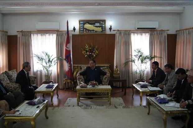 Renforcer les relations bilaterales entre le Vietnam et le Nepal hinh anh 1