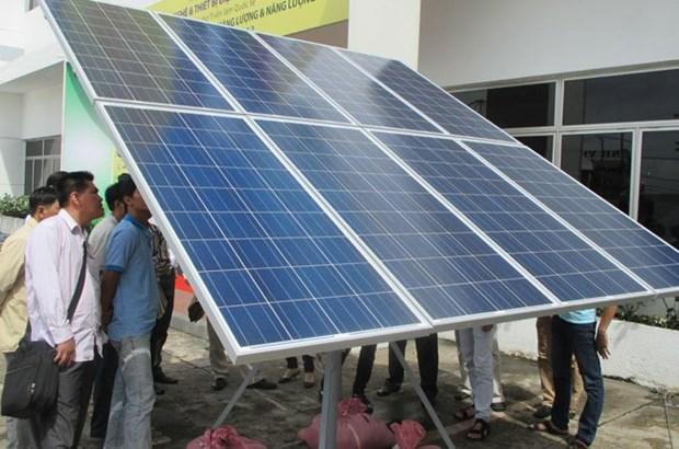 La BM aide HCM-Ville a developper la production d'electricite solaire hinh anh 1