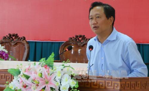 L'ancien ministre de l'Industrie et du Commerce Vu Huy Hoang rappele a l'ordre hinh anh 3