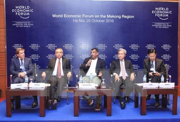 Le Forum economique mondial lancera le Conseil des affaires de l'ASEAN hinh anh 1