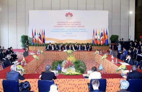 S'orienter vers la sub-region du Mekong dynamique et prospere hinh anh 1