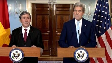 Le Vietnam et les Etats-Unis plaident pour leur partenariat integral hinh anh 1