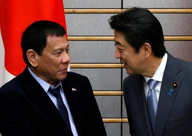 Les Philippines et le Japon veulent renforcer leurs relations hinh anh 1
