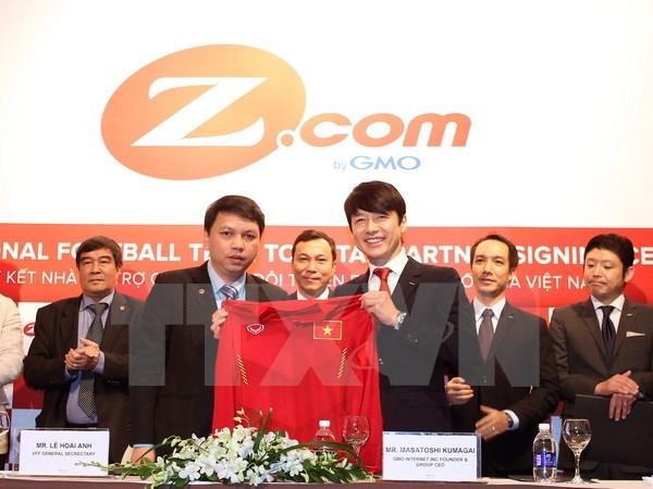 Vietnam et Japon cooperent dans le developpement du football hinh anh 1