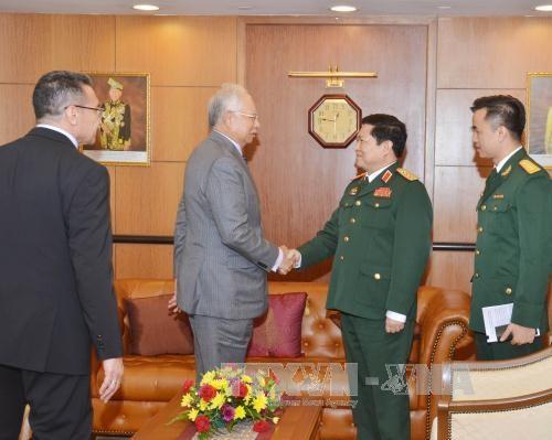 Vietnam et Malaisie approfondissent leur cooperation dans la defense hinh anh 1