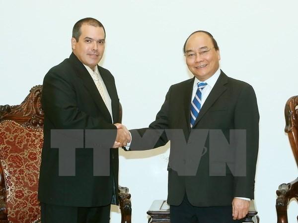 La VNA et la Prensa Latina intensifient leur cooperation hinh anh 1