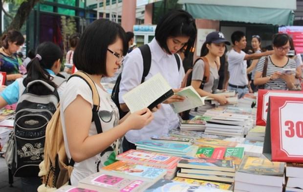 Salon du livre d'automne au Musee des femmes vietnamiennes hinh anh 1