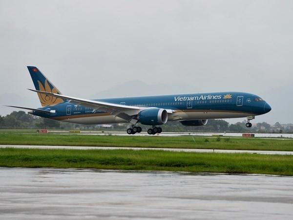 Vietnam Airlines et ANA coopereront dans le partage de code hinh anh 1