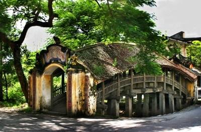 Nam Dinh : la commune de Hai Anh preserve ses identites architecturales hinh anh 1