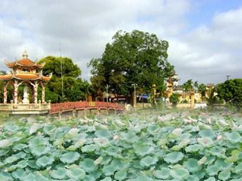 Nam Dinh : la commune de Hai Anh preserve ses identites architecturales hinh anh 2
