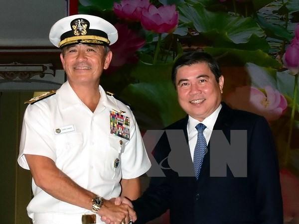 Les Etats-Unis poursuivent les activites humanitaires au Vietnam hinh anh 1