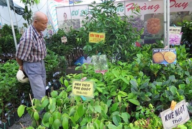 Ouverture de la Foire agricole et commerciale de la region du Sud-Est 2016 hinh anh 1