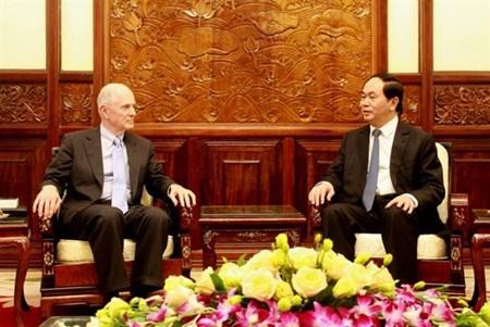 Le Vietnam est pret a cooperer avec d'autres pays dans la cybersecurite hinh anh 1