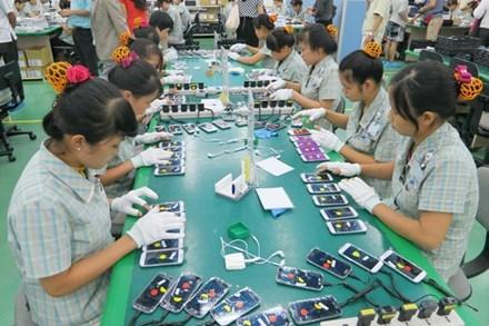 Vietnam-R. de Coree: un commerce bilateral de 27,5 milliards de dollars en 8 mois hinh anh 1