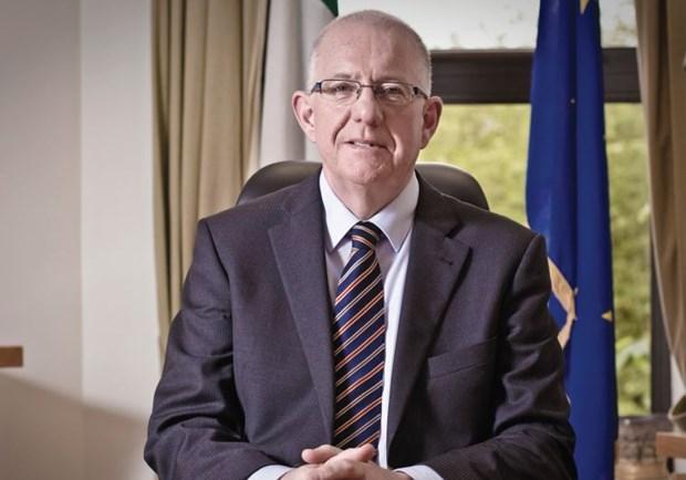 L'Irlande souhaite renforcer la cooperation economique et educative avec le Vietnam hinh anh 1