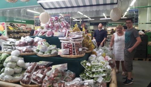 Les exportations de fruits du Vietnam vers l'UE restent limitees hinh anh 1