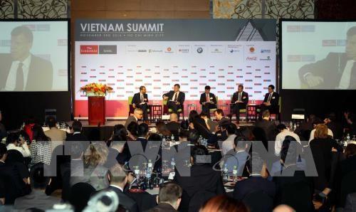 Ouverture de la conference sur l'economie exterieure de 2016 hinh anh 1