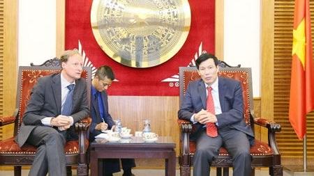 Vietnam - UE: Vers une cooperation dans la musique et le cinema hinh anh 1