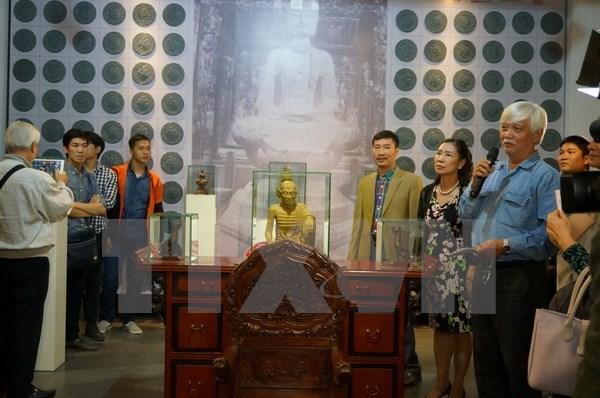 Vieux Quartier de Hanoi : de nombreuses activites celebrant la Journee du Patrimoine culturel hinh anh 1