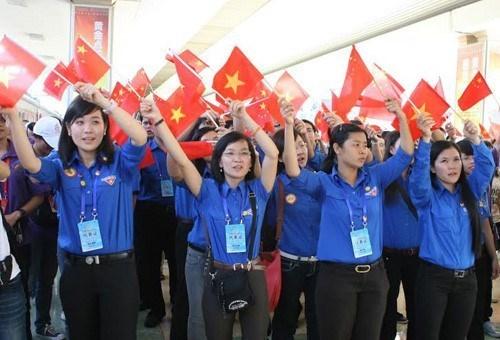Intensification des echanges entre jeunes Vietnamiens et Chinois hinh anh 1