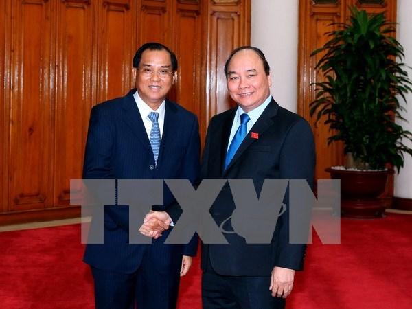Pour une cooperation plus efficace entre le Vietnam et le Laos hinh anh 1
