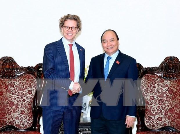 Le Vietnam souhaite accueillir davantage d'investisseurs suedois hinh anh 1