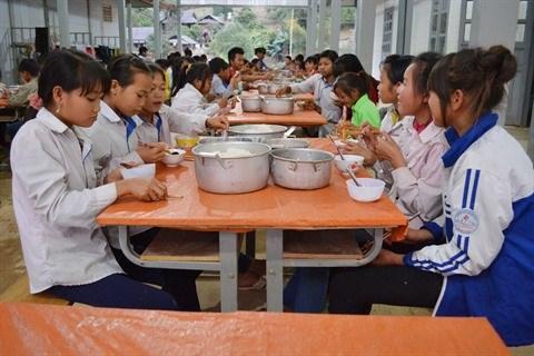 Un projet pour des enfants bien dans leur assiette hinh anh 1