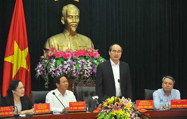 Hai Phong invitee a devenir une ville intelligente hinh anh 1