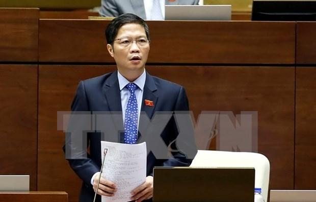 AN: debat sur certains projets de loi hinh anh 1