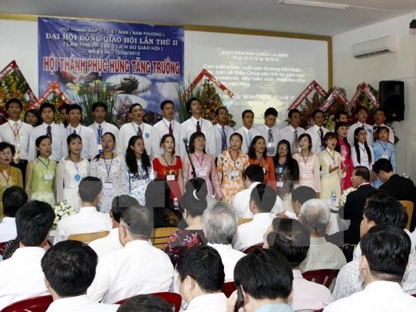 3e Assemblee generale de l'Eglise Baptiste du Vietnam hinh anh 1