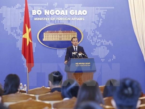 Le Vietnam proteste contre les tirs indonesiens sur ses pecheurs hinh anh 1