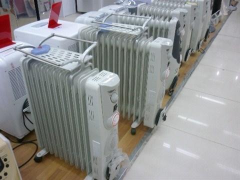 Un debut d'hiver qui rechauffe le marche des radiateurs hinh anh 1
