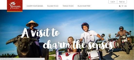 Un site web de promotion du tourisme du Vietnam a l'etranger hinh anh 1