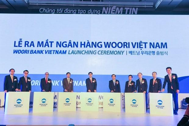 Une banque a capital 100% coreen voit le jour au Vietnam hinh anh 1
