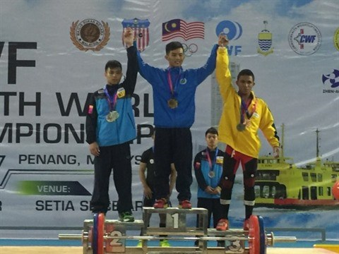 Un Vietnamien titre aux Championnats du monde juniors d'halterophilie hinh anh 1