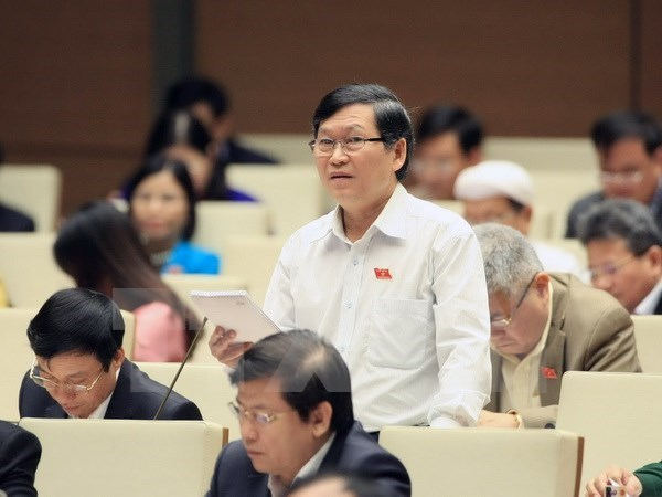 L'Assemblee nationale adopte les previsions budgetaires pour 2017 hinh anh 1