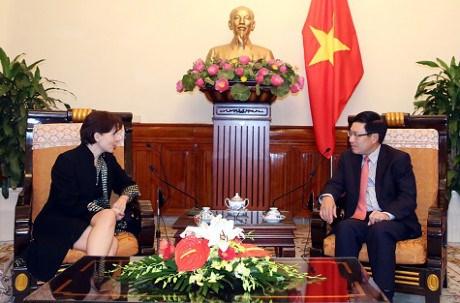 L'Inde et l'Italie renforcent leur cooperation avec le Vietnam hinh anh 1
