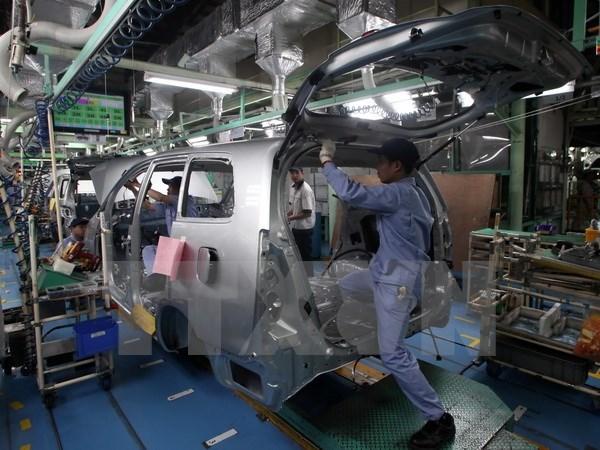 Mesures pour le developpement du secteur automobile hinh anh 1