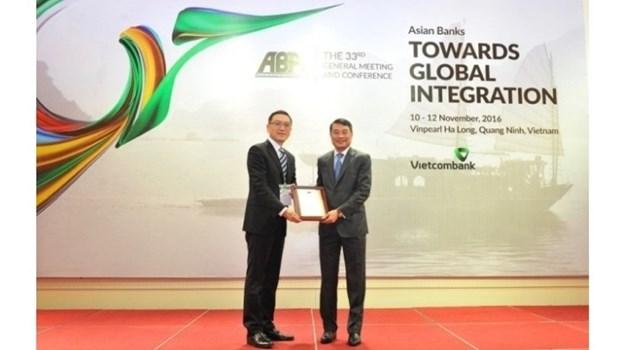 La 33e conference de l'Assemblee generale de l'Association des Banques asiatiques hinh anh 1