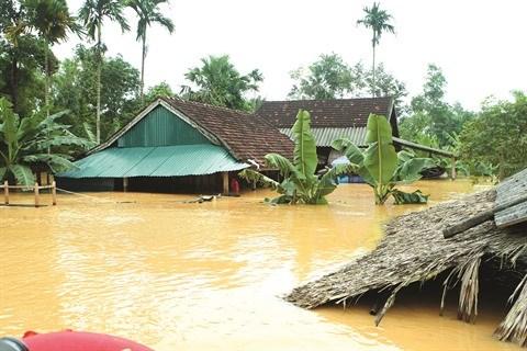 Climat: le Vietnam parmi les cinq pays les plus vulnerables hinh anh 2