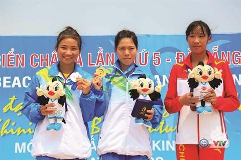 Pham Thi Hue, etoile montante du sport de Quang Ninh hinh anh 2