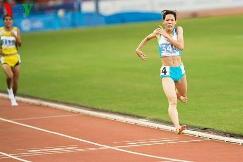Pham Thi Hue, etoile montante du sport de Quang Ninh hinh anh 1